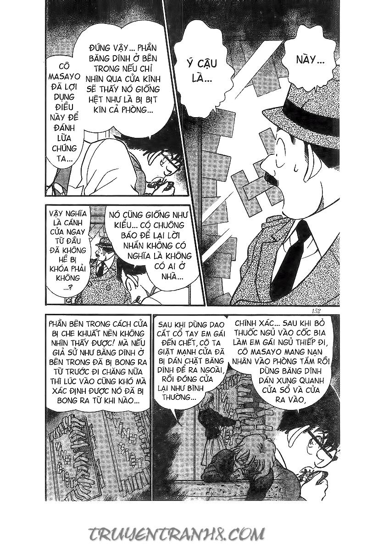 xem truyen moi - Conan chap 199
