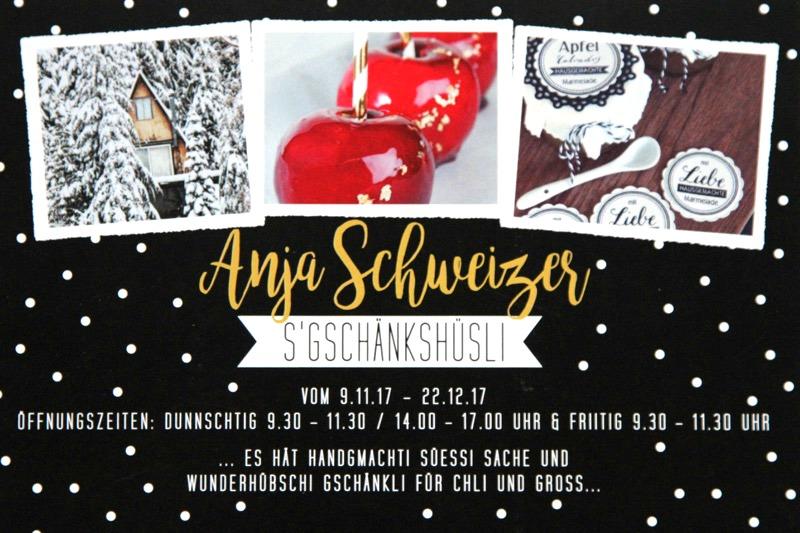 Turnbeutel bei Anja vom 9.11-22.12.2017