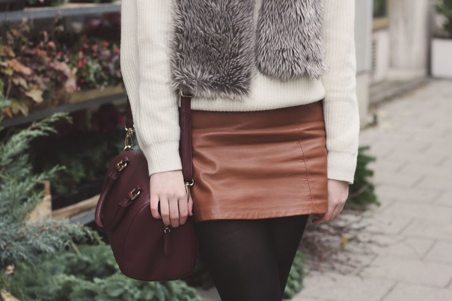 winter outfit layers