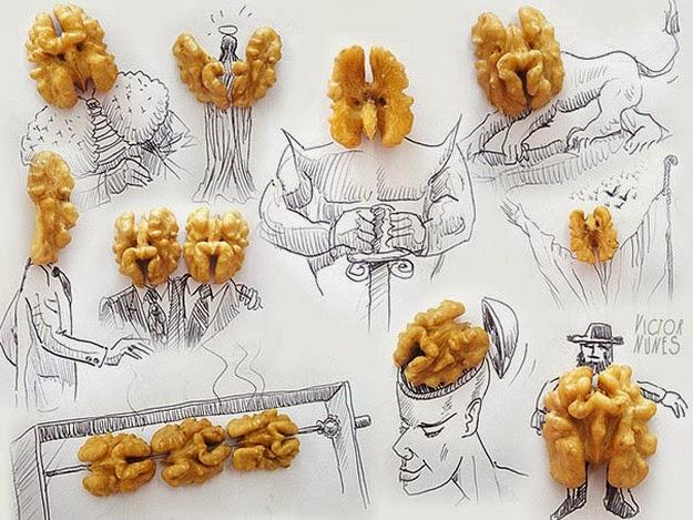 Artist Victor Nunes drawings1