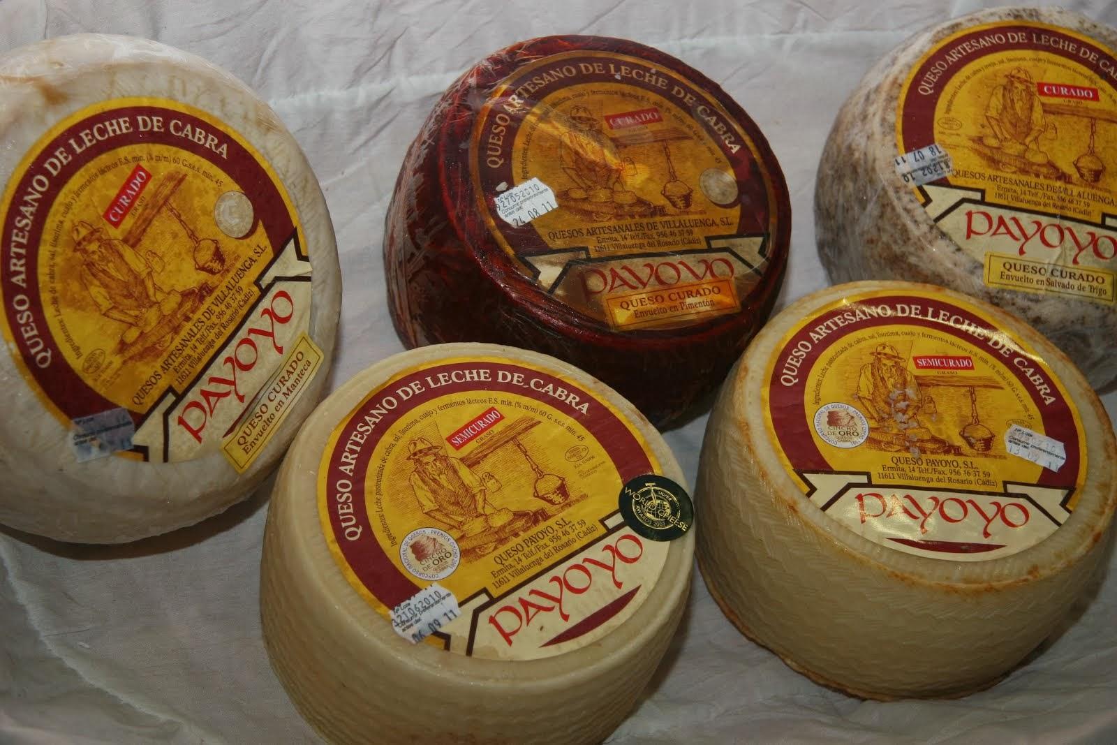 Si lo desea para su evento, también quesos de Cádiz, manchegos, charcuteria ibérica...