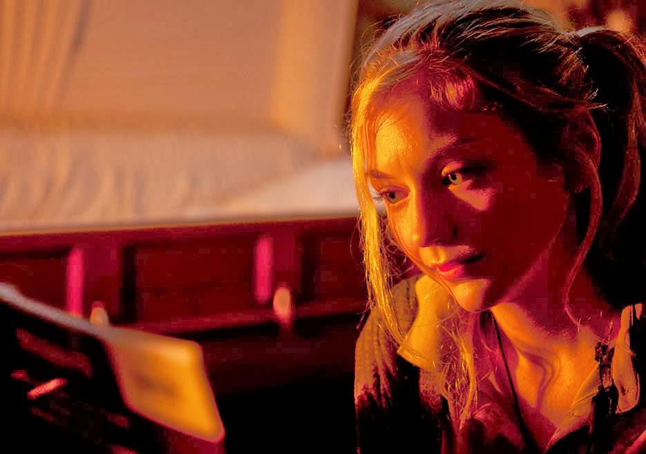 The Walking Dead 4x13 - Alone: Beth en un Nuevo Sneak Peek e imágenes