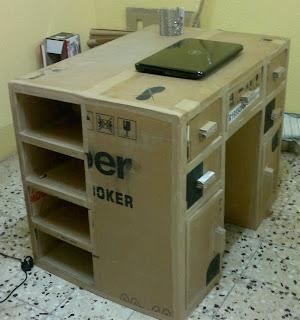 كيفية صنع مكتب للاطفال مكتبة سهلة