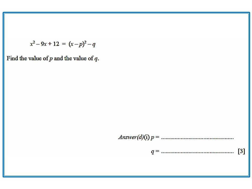 SAT Math Tips Post