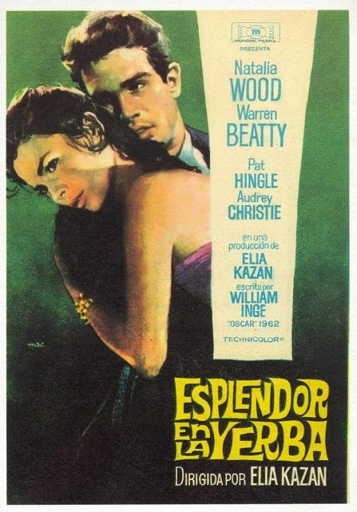 ESPLENDOR EN LA HIERBA (1961)