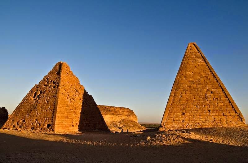 Nubian Pyramids Sudan 800x527