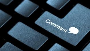 Komentar Spam dari Admin Blog Dewasa