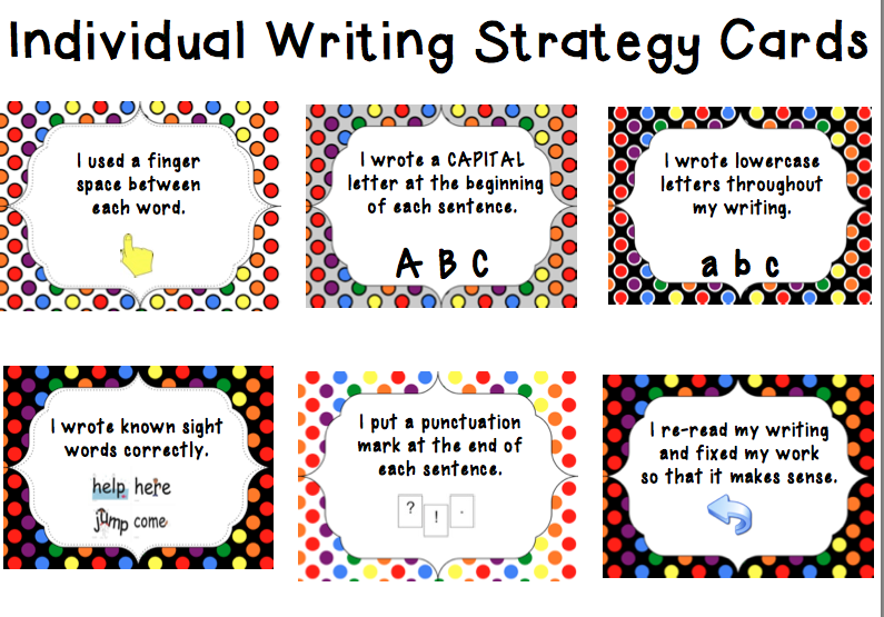 writing strategies for kids Writing strategies for students with adhd april are a great way to let kids see that they nice strategies to change writing plan in attention.