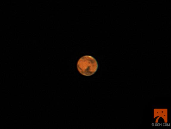 Oposisi Mars: Ketika Matahari, Bumi dan Mars Satu Garis Lurus