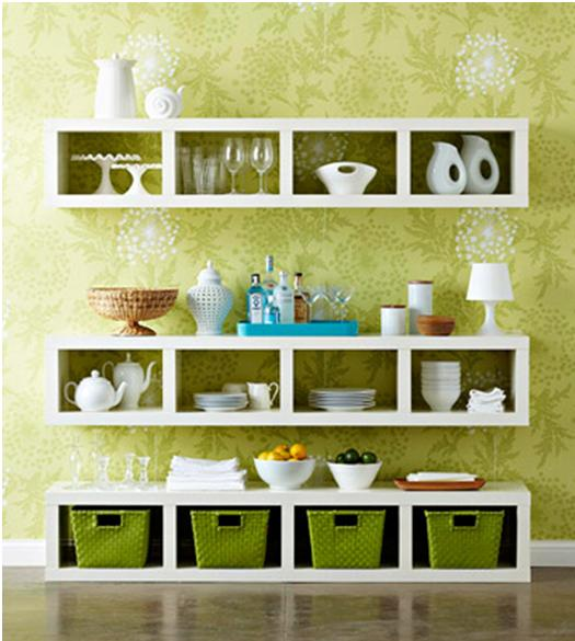 Let\'s Decorate Online: Beautifying your Walls with Storage!