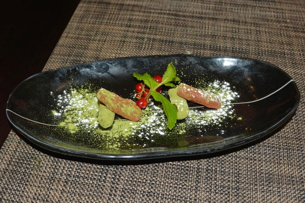 Restaurant Miyama Madrid dessert