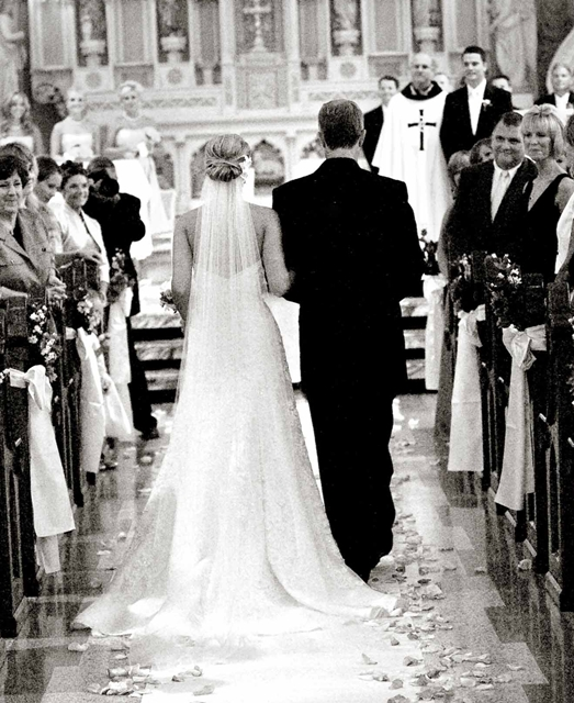 Walking Down The Aisle Some Brides Relish This Bit As It Is Ultimate Pinnacle Of Your Day Apart From Actually Marrying Man Course