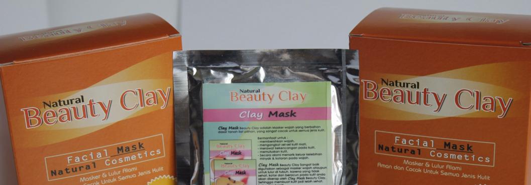 Citra Clay, Masker Tanah Liat Alamin