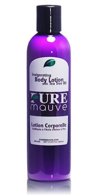 Pure Mauve by Carapex Body Lotion