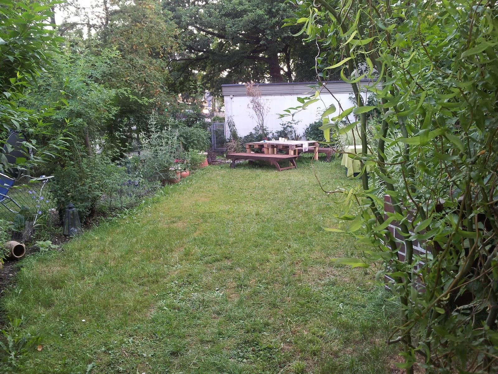 leolilie pimp my garden. Black Bedroom Furniture Sets. Home Design Ideas