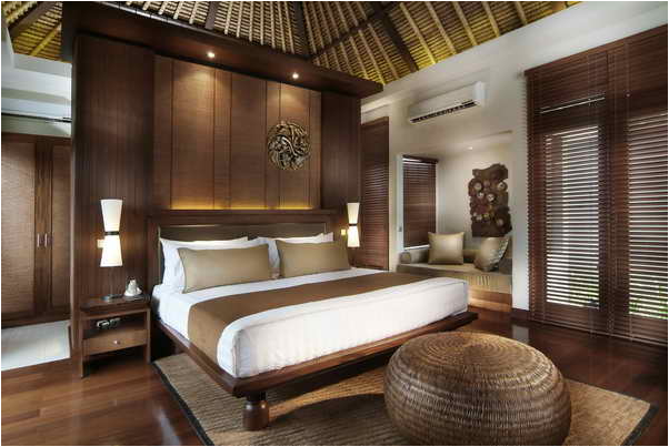 Attractive Asian Bedroom Design Ideas