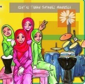 Gambar Muslim Muslimah Jilbab