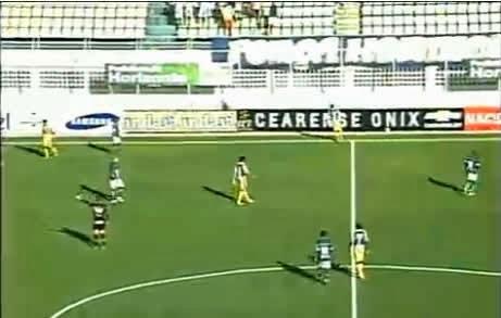 Confira o gol da vitória do Horizonte por 3x1 sobre o Icasa.