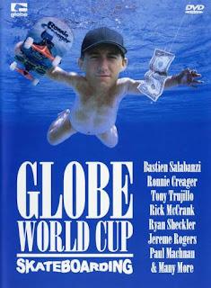 SKATERNOISE GLOBE - World Cup Skateboarding 2005