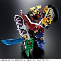 Super Sentai Artisan DX Shinken-Oh official image 04