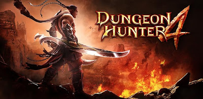 APK FILES™ Dungeon Hunter 4 APK v1.0.1 ~ Full Cracked