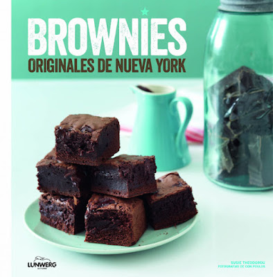 LIBROS - Brownies originales de Nueva York Susie Theodorou & Con Poulos (Lunwerg - 22 septiembre 2015) GASTRONOMIA - COCINA - RECETAS Edición papel & ebook kindle | Comprar en Amazon