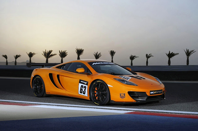 McLaren+12C+GT+Sprint+004 Lamborghini Huracan LP 610 4: Yep, Its the New Baby Lambo [Video]