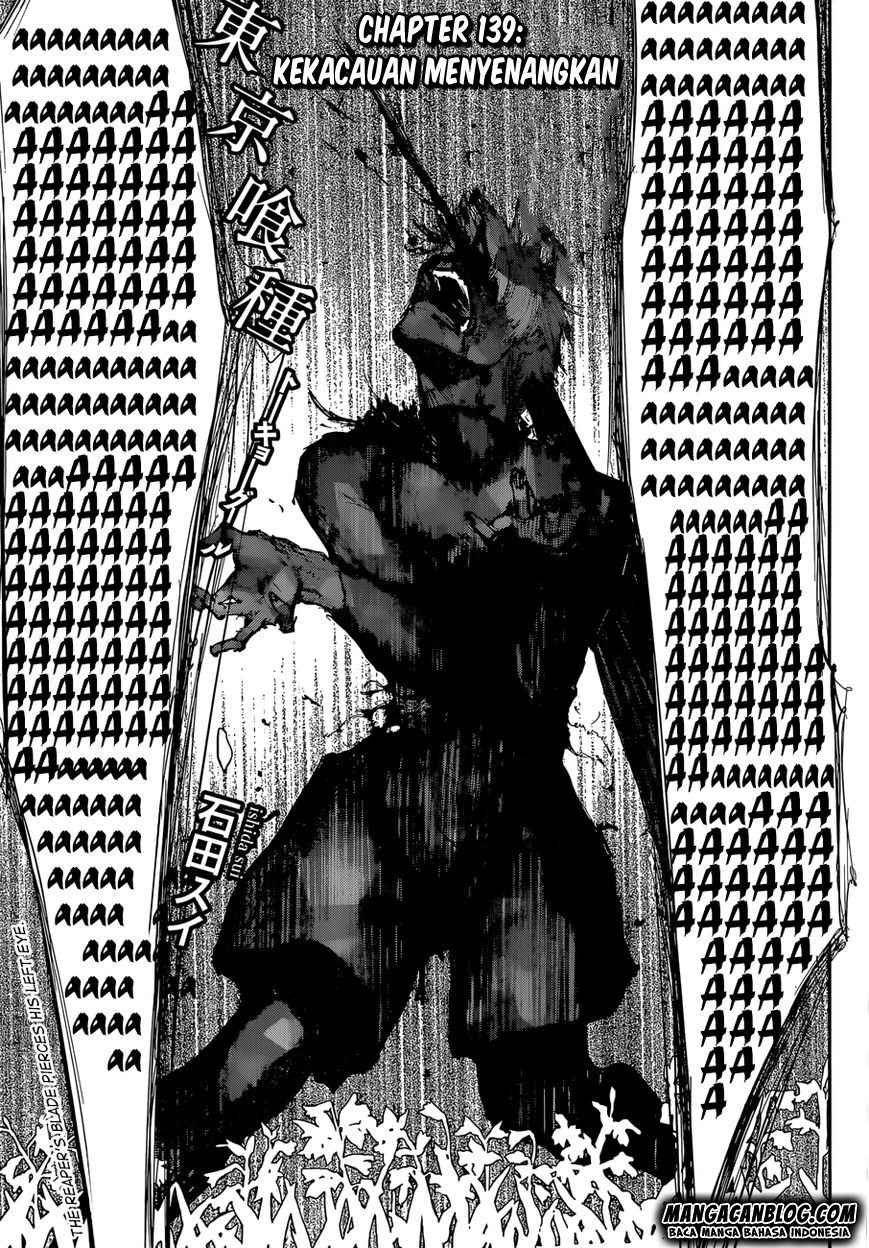 Dilarang COPAS - situs resmi www.mangacanblog.com - Komik tokyo ghoul 139 - Kekacauan Menyenangkan 140 Indonesia tokyo ghoul 139 - Kekacauan Menyenangkan Terbaru |Baca Manga Komik Indonesia|Mangacan