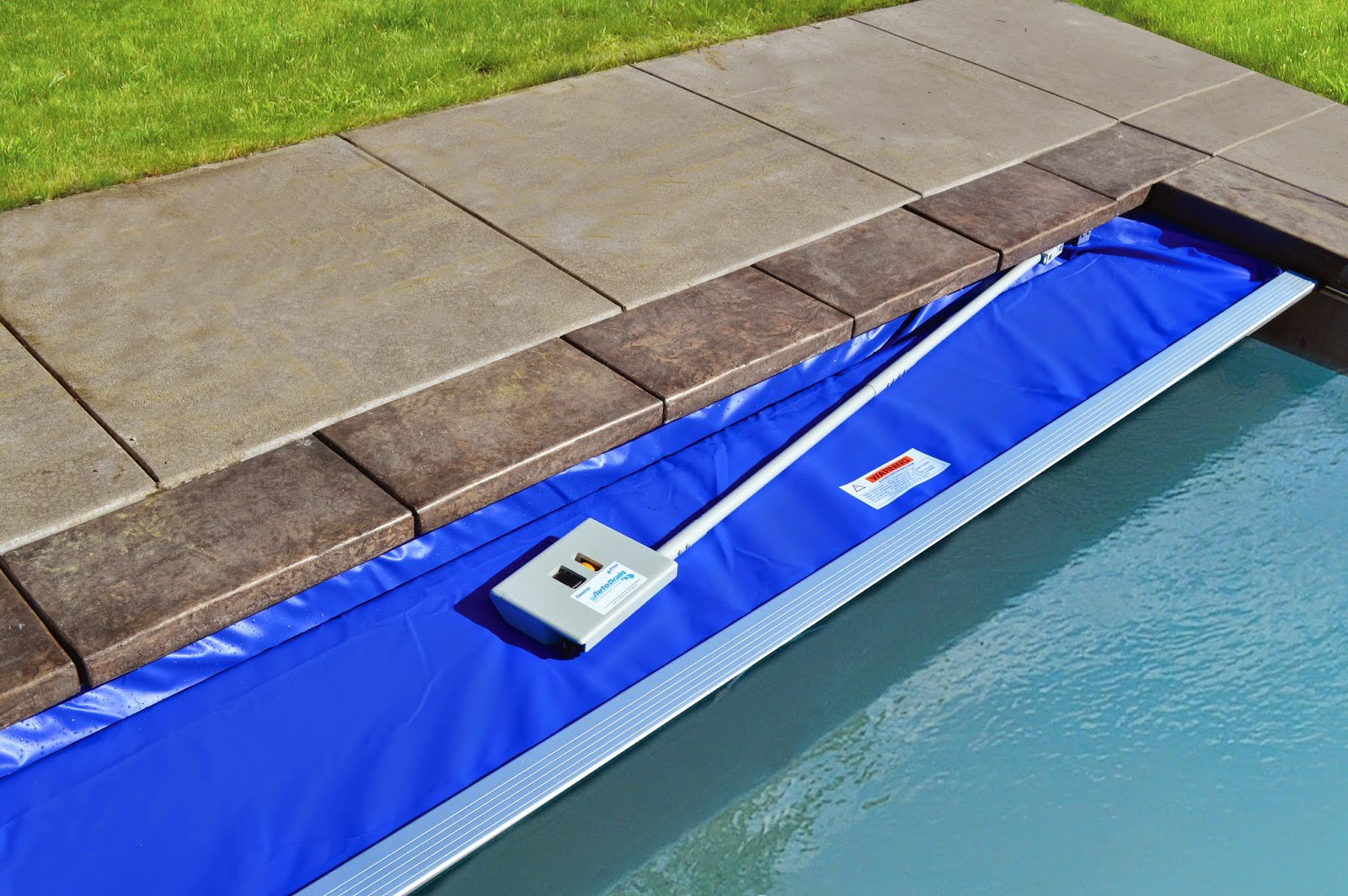 Coverstar Safety Swimming Pool Covers For Automatic And Solid Mesh