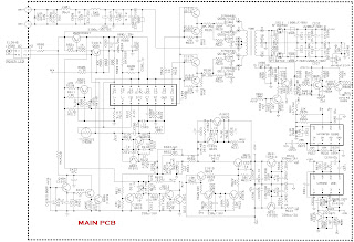 infinity basslink t 250watts powered sub woofer system wiring main board circuit diagram