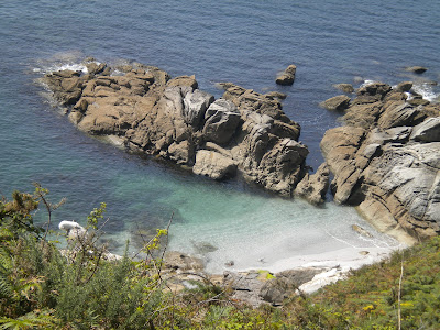 Paisajes Islas Cíes, julio 2012