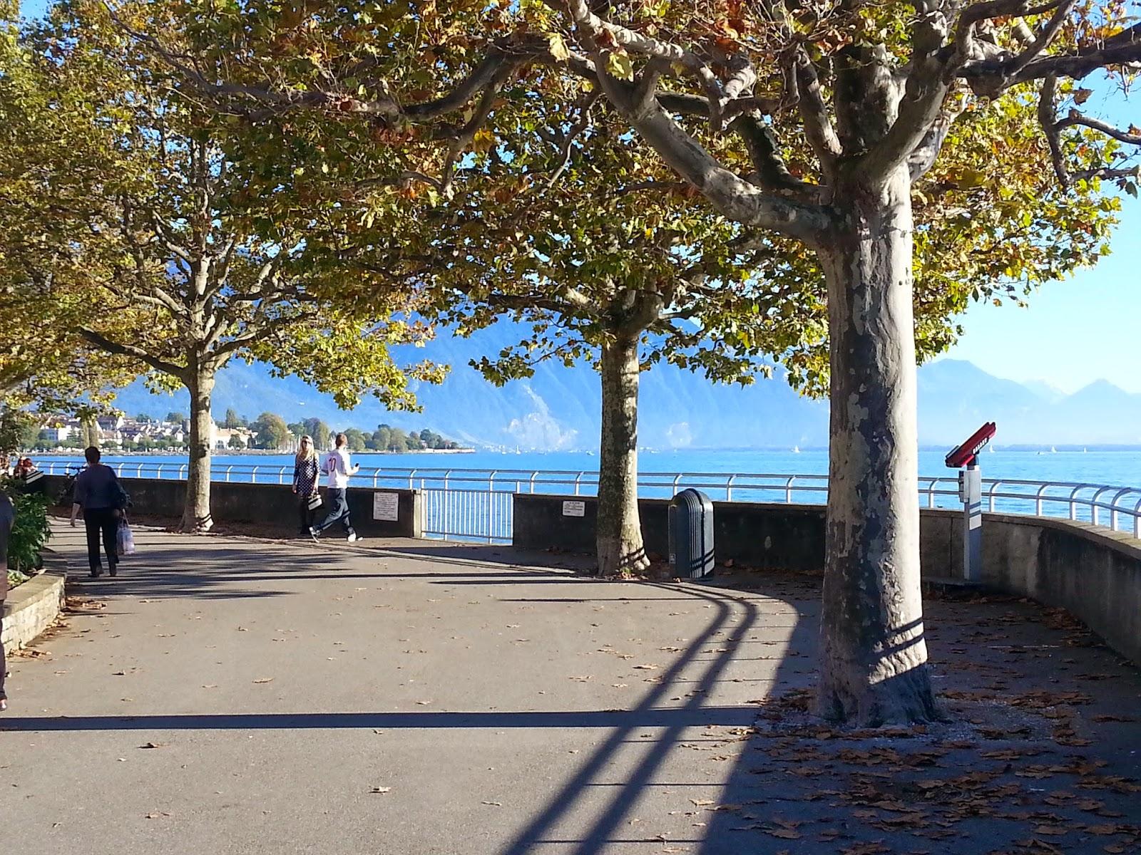 Passeio em Vevey # Lac Leman