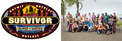 Survivor Blood vs Water Contestants