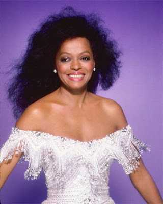 Diana Ross 80s Diana ross fried chicken