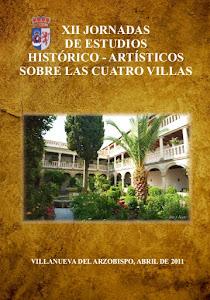Actas XII Jornadas Histórico Artísticas de las Cuatro Villas