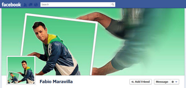 fabio maravilla facebookfever Amazing Creative Facebook Timeline Covers