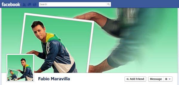 fabio maravilla facebookfever Amazing Creative Facebook Timeline Covers