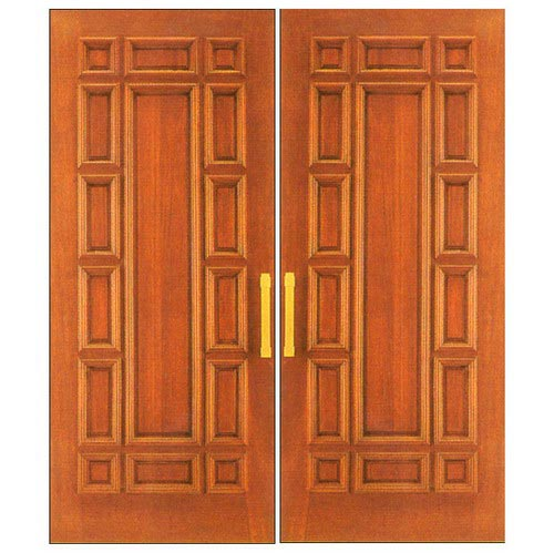 10 wooden door designs ideas for home houses for Wood door design latest
