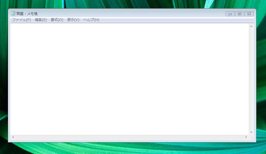 デスクトップ全体をコピーして、ウィンドウの部分のみをクリッピングする