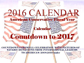 AMERICA'S HISTORICAL CALENDAR - THE LAST YEAR 2016