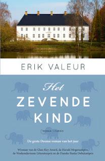 Het zevende kind Erik Valeur cover