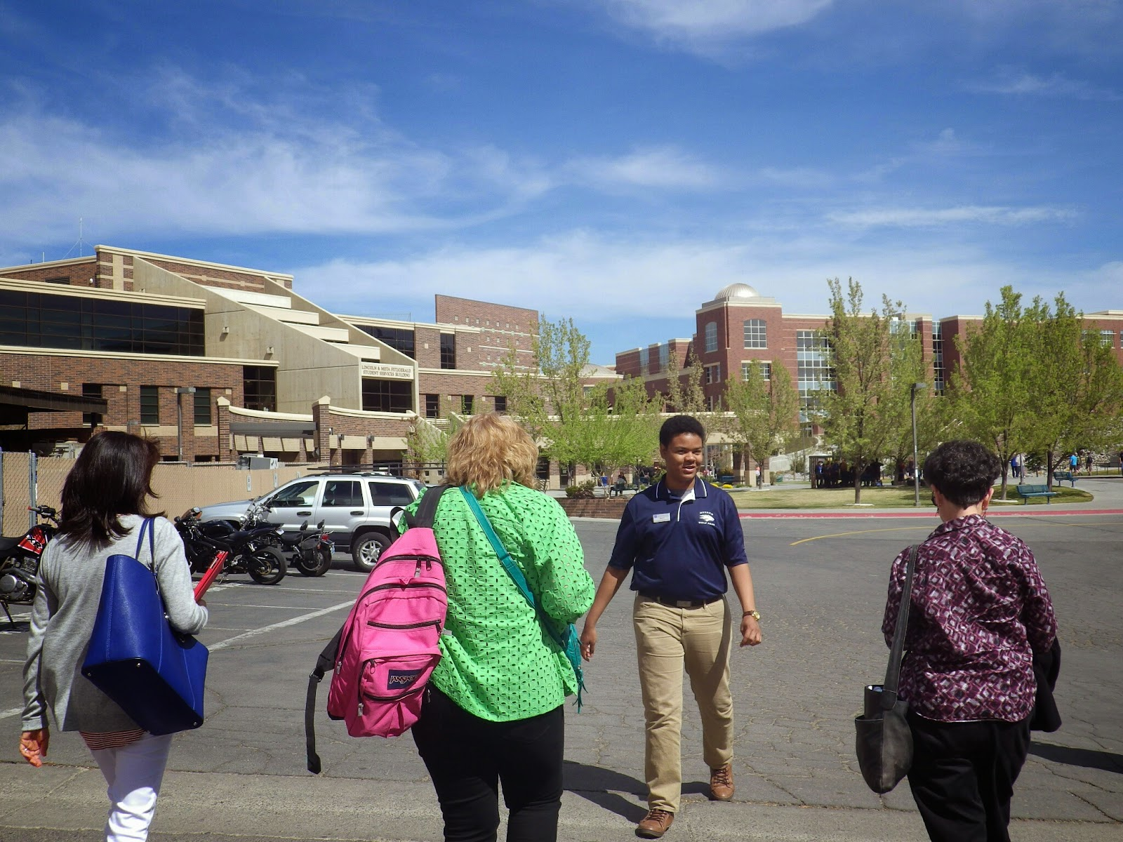 The students we ve met love it here at university of nevada reno pic twitter com 8lr3jjz5lc suhicounseling suhicounseling april 11 2014