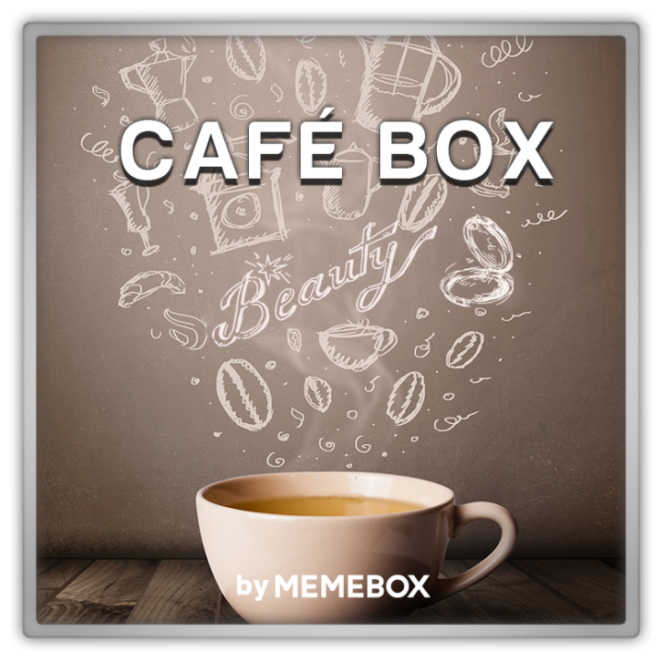 memebox Special #39 Cafe Box미미박스 Commercial