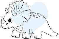 http://www.sosuzystamps.com/triceratops/