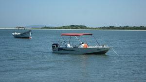 A embarcação