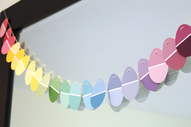 paint chip eggs banner