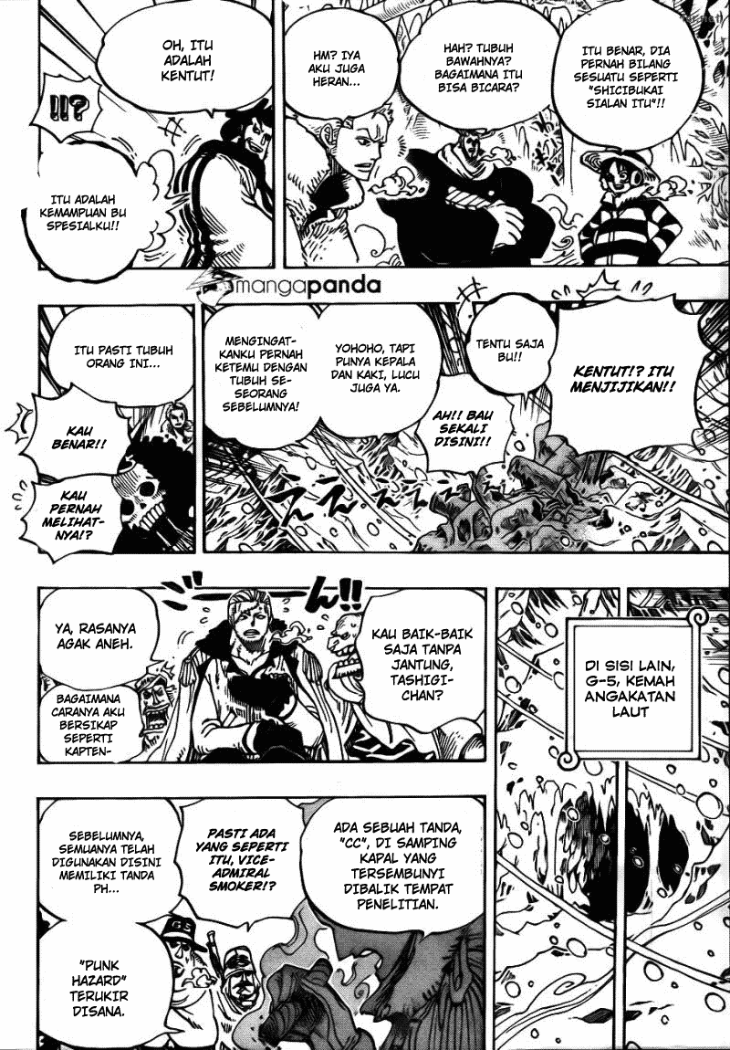 Komik one piece 663 page 19