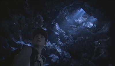 giant geode in congo 1995