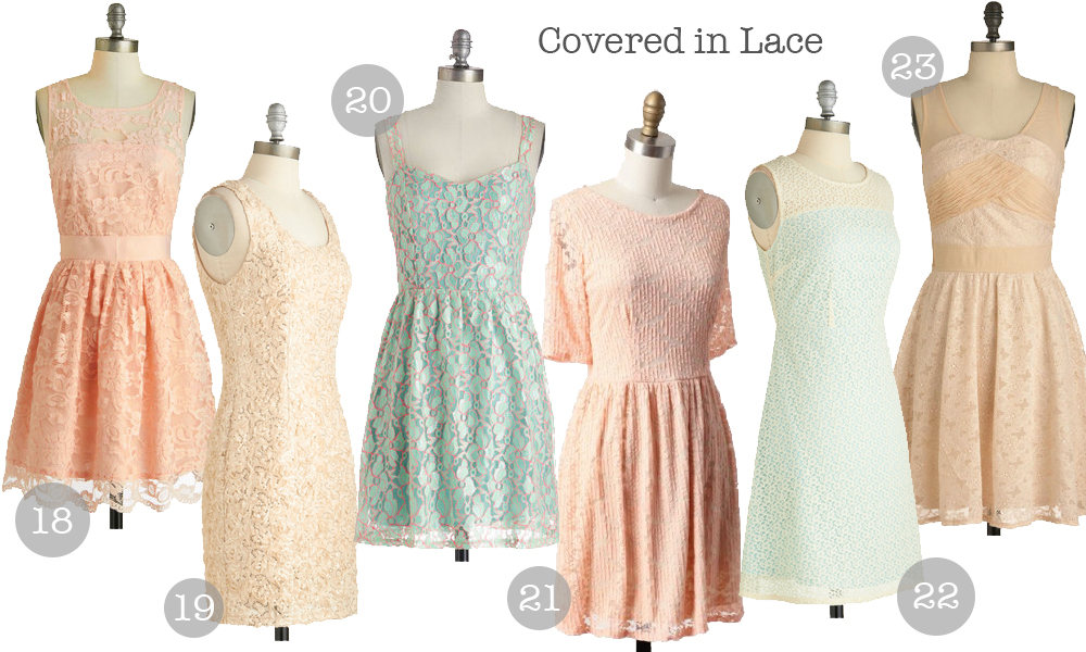 What do you think of my bridesmaid dresses concept? Which one is your ...