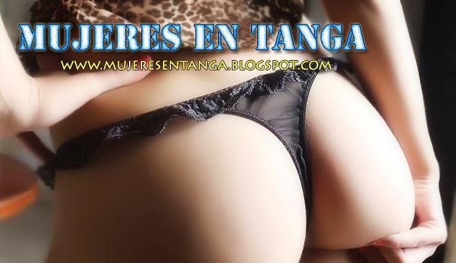 fotos de mujeres en tanga
